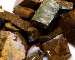 500cts Boulder Opal Rough Parcel ADO-8315