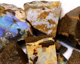 500cts Boulder Opal Rough Parcel ADO-8316