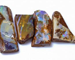 66.69 Carats Boulder Opal Rough Parcel ANO-1691