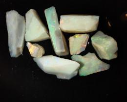 25 Ct Mintabie Opal Parcel