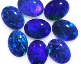7 Cts Australian Triplet Opals Parcel CCC 3244