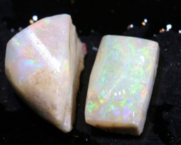 3.40cts lightning ridge  opal rough parcel  ado-8385