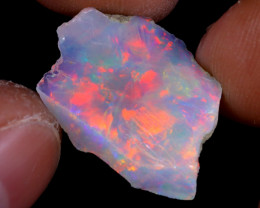 5cts Natural Ethiopian Welo Rough Opal / WR7200