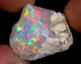 13cts Natural Ethiopian Welo Rough Opal / WR7201