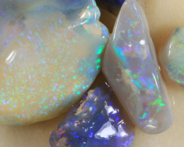 #3 - Lightning Ridge Gamble Rough Opal [33042] 53FROGS