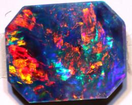 8x6.4mm Opal Doublet Gem Grade  0.62cts AOH-294