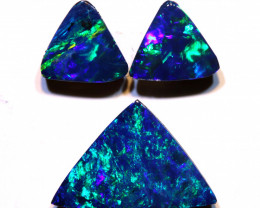 Opal Doublet Gem Grade Lot 2.22cts AOH-297