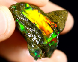 52cts Ethiopian Crystal Rough Specimen Rough / CR3876