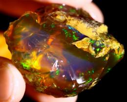 131cts Ethiopian Crystal Rough Specimen Rough / CR3879