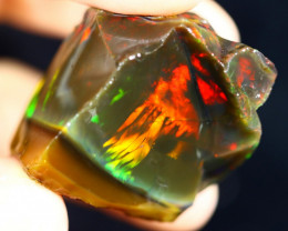 150cts Ethiopian Crystal Rough Specimen Rough / CR3881