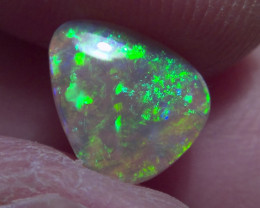 ct Lighting Ridge Solid Gem Black Opal Muitiple Gem colors