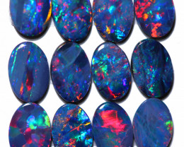 3.97 CTS OPAL DOUBLET PARCEL CALIBRATED  [SEDA7936]