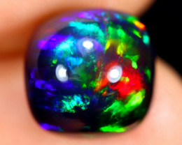 3.47cts Natural Ethiopian Smoked Welo Opal / BF6694