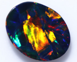 0.73 CTS Do not bid private sale OPAL DOUBLET CALIBRATED  [SEDA7962]