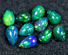 5.00cts Natural Ethiopian Smoked Welo Opal Parcel Lot / HM2454