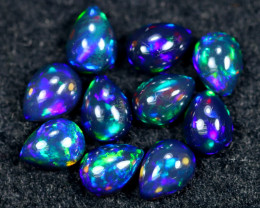 4.74cts Natural Ethiopian Smoked Welo Opal Parcel Lot / HM2478