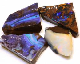 68.05cts  Boulder opal Rough Parcel DOP-137