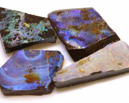59.65cts  Boulder opal Rough Parcel DOP-139