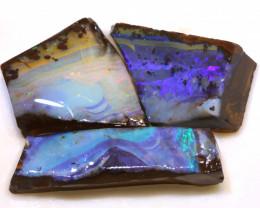 Boulder Opal Rough Parcel DOP-142 - downunderopals