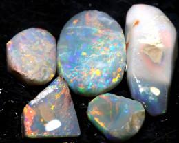 5.90cts lightning ridge opal pre shaped rub ADO-8527