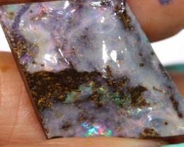 31.45 cts boulder preshaped opal rub ado-8558