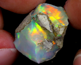 14cts Natural Ethiopian Welo Rough Opal / WR7320