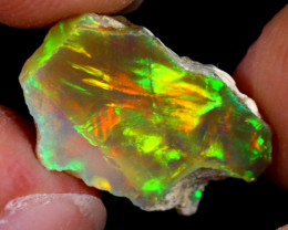 4cts Natural Ethiopian Welo Rough Opal / WR7328