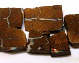 230cts boulder opal rough parcel DT-A4795