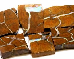 250cts boulder opal rough parcel DT-A4797