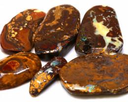270cts koroit opal pre shaped rub parcel DT-A4800