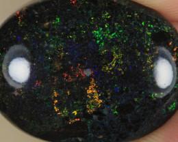 NO RESERVE!! Andamooka Matrix opal [33313] 53FROGS