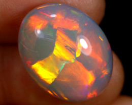 10.93cts Natural Ethiopian Welo Opal / BF6776