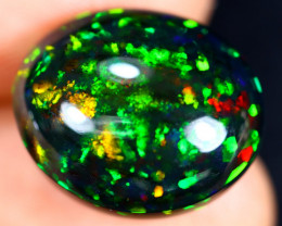 11.01cts Natural Ethiopian Smoked Welo Opal / BF6781