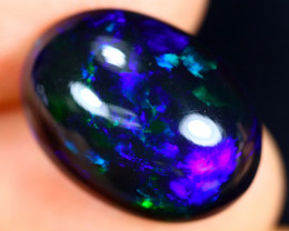 8.28cts Natural Ethiopian Smoked Welo Opal / BF6786