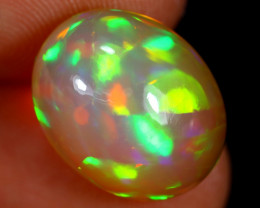 6.17cts Natural Ethiopian Welo Opal / BF6802