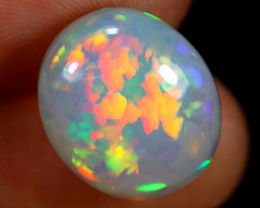 8.60cts Natural Ethiopian Welo Opal / BF6808