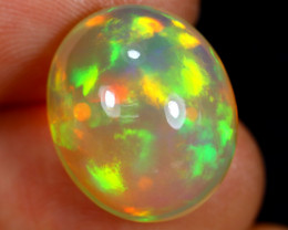 9.52cts Natural Ethiopian Welo Opal / BF6810