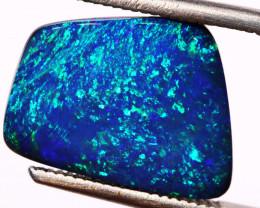 Lightning Ridge Opal Doublet Gem Grade  5.10cts AOH-338