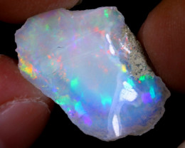 6cts Natural Ethiopian Welo Rough Opal / WR7339