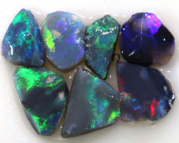 4cts lightning ridge opal pre shaped rubs ADO-8668-adopals
