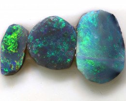 4.15cts lightning ridge opal pre shaped rubs ADO-8669