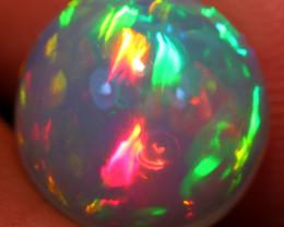 2.64 CT 10X10 MM Patchwork Pattern!! Welo Ethiopian Opal-GU119