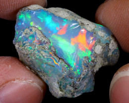 19cts Natural Ethiopian Welo Rough Opal / WR7469