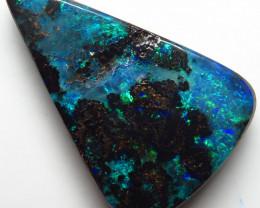27.04ct Australian Boulder Opal Stone
