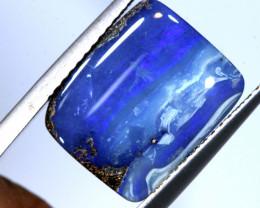 6.10 cts boulder opal polished cut stone  TBO-A3279