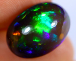 7.21cts Natural Ethiopian Smoked Welo Opal / BF6812