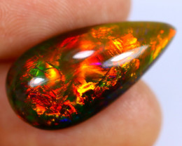 8.48cts Natural Ethiopian Smoked Welo Opal / BF6817
