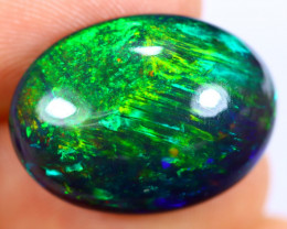 11.85cts Natural Ethiopian Smoked Welo Opal / BF6818