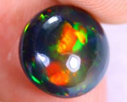2.82cts Natural Ethiopian Welo Smoked Opal / NY2244