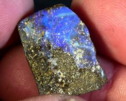 19.20 cts Australian Qld boulder opal N9 3/5